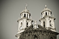 Peregrina church Royalty Free Stock Images