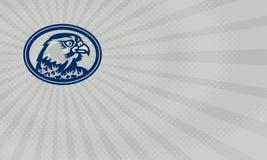 Peregrine Securities Business card Stock Image