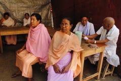 Peregrino em India Fotografia de Stock Royalty Free