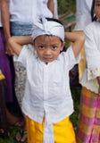 Peregrino tradicional del Balinese Imágenes de archivo libres de regalías