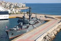 Perekop Russisch militair schip Royalty-vrije Stock Fotografie