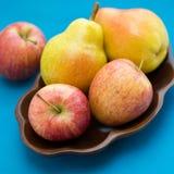 Peren en appelen Royalty-vrije Stock Foto