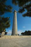 Perenwijn` s Monument Stock Afbeeldingen