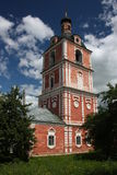 Pereslavl. Goritskii monastery. Bell tower. Royalty Free Stock Photo
