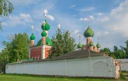 Pereslavl' Zaleski Stock Photography