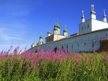 pereslavl zalesskiy的俄国 免版税库存照片