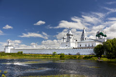 Pereslavl Zalessky. Μοναστήρι Nikitsky. Ρωσία Στοκ Φωτογραφίες