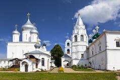 Pereslavl Zalessky. Μοναστήρι Nikitsky. Ρωσία Στοκ εικόνες με δικαίωμα ελεύθερης χρήσης