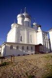 Pereslavl Zalessky Nikita Nikita Monastery Cathedral Stock Image