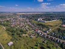 Pereslavl-Zalessky, Rússia Imagens de Stock Royalty Free