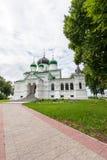 Pereslavskiy Fedorov Nunneries fotografia royalty free