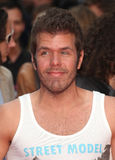 Perez Hilton. Arriving for the 'Katy Perry, Part Of Me 3D' premiere, at Empire Leicester Square, London. 03/07/2012 Picture by: Alexandra Glen / Featureflash Stock Photos