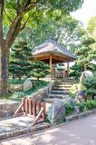 Perfección absoluta en Nan Lian Garden, ji Lin Nunnery, Hong Ko Imagen de archivo