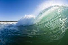 Perfeccione la onda Foto de archivo libre de regalías