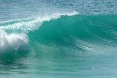 Perfeccione la onda Imágenes de archivo libres de regalías