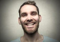 Perfeccione la sonrisa Imagen de archivo libre de regalías