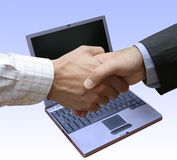 Perfect agreement Royalty Free Stock Images