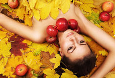 Perfect autumn beauty Royalty Free Stock Image