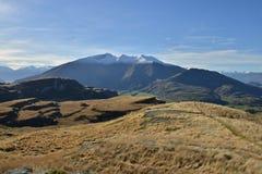 Perfect autumn landscape, Wanaka, New Zealand Stock Photography