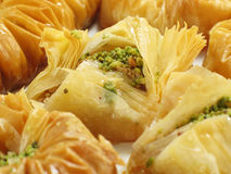 Perfect Baklava Stock Image
