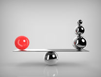 Perfect Balance Stock Photography