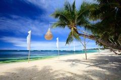 Perfect beach Royalty Free Stock Photo