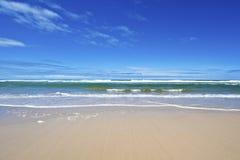 Perfect beach Royalty Free Stock Photos