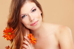 Perfect beauty Stock Images