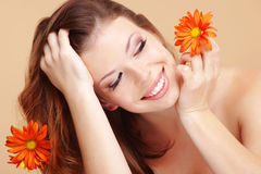 Perfect beauty Royalty Free Stock Image