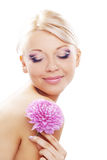 Perfect beauty Royalty Free Stock Photo