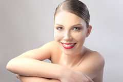 Perfect beauty Stock Photography