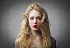 Perfect beauty Royalty Free Stock Photos