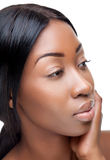 Perfect black beauty Royalty Free Stock Photo