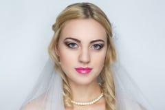Perfect bride woman Stock Photo