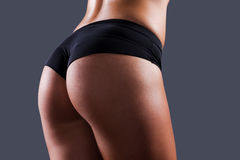 Perfect buttocks. Stock Images