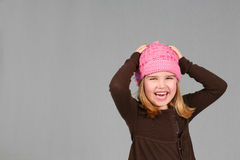 Perfect Child Royalty Free Stock Photo