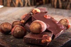 Perfect chocolate Stock Photo