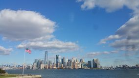 Perfect city. Perfect New York City Downton Royalty Free Stock Photography