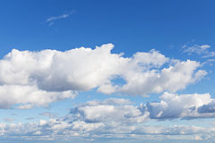 Perfect clouds Stock Photo