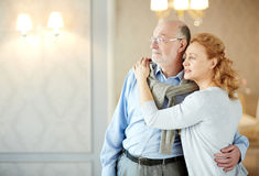 Perfect Couple in Retirement Royalty Free Stock Photo