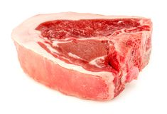 Perfect cut of lamb chop Stock Photography