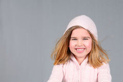 Perfect Daughter Royalty Free Stock Images