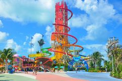 Free Perfect Day CocoCay Island And Waterpark Royalty Free Stock Images - 155132359