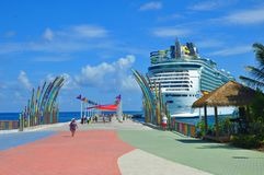 Free Perfect Day CocoCay Island And Waterpark Royalty Free Stock Photos - 155132378