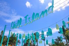 Free Perfect Day CocoCay Island And Waterpark Royalty Free Stock Photo - 155132535