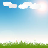 Perfect Day Illustration Stock Image