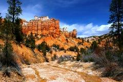 Perfect Day in Utah Royalty Free Stock Image