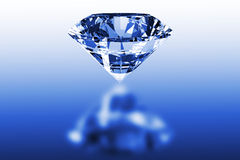 Perfect diamond Royalty Free Stock Image