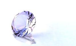 Perfect diamond Stock Photography