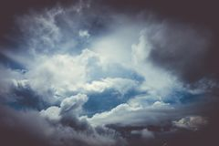 Perfect dramatic sky bacground. Perfect stormy dramatic sky bacground wallpaper stock photo